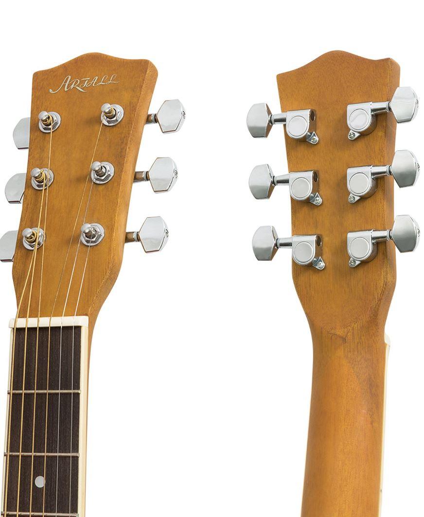 Guitarra acustica manija
