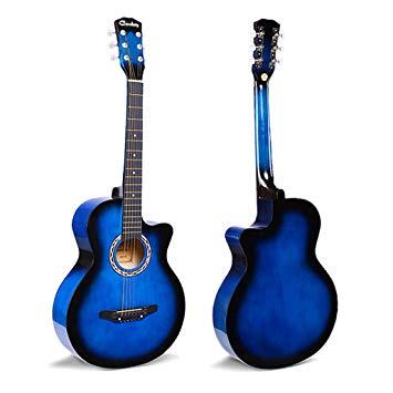 Guitarra acustica para aprender